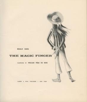 Magic Finger 1
