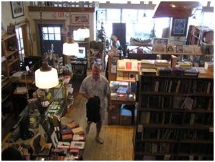 bookstore kise