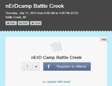register for nerd camp
