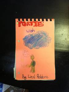 The fist book Liesl ever wrote. It is also the last book she ever illustrated.