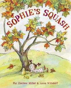 SOPHIE'S SQUASH_Cover Image