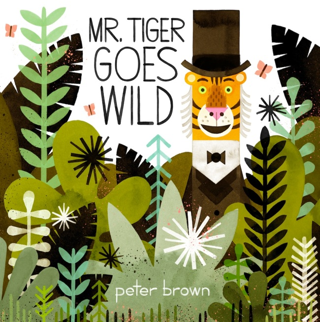 Brown_Mr. Tiger_Cover