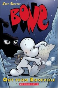 bone graphic novel