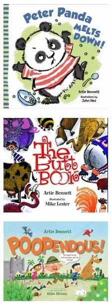 artie's books