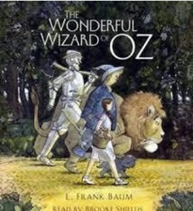 Wizard of Oz audio