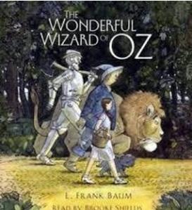Wizard of Oz audio