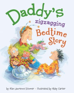 Daddy's zigzagging copy