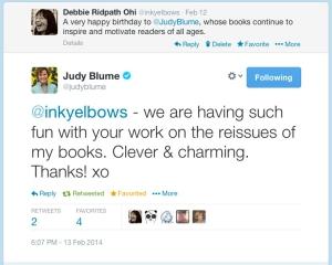 2014-02-14-JudyBlumeTweet