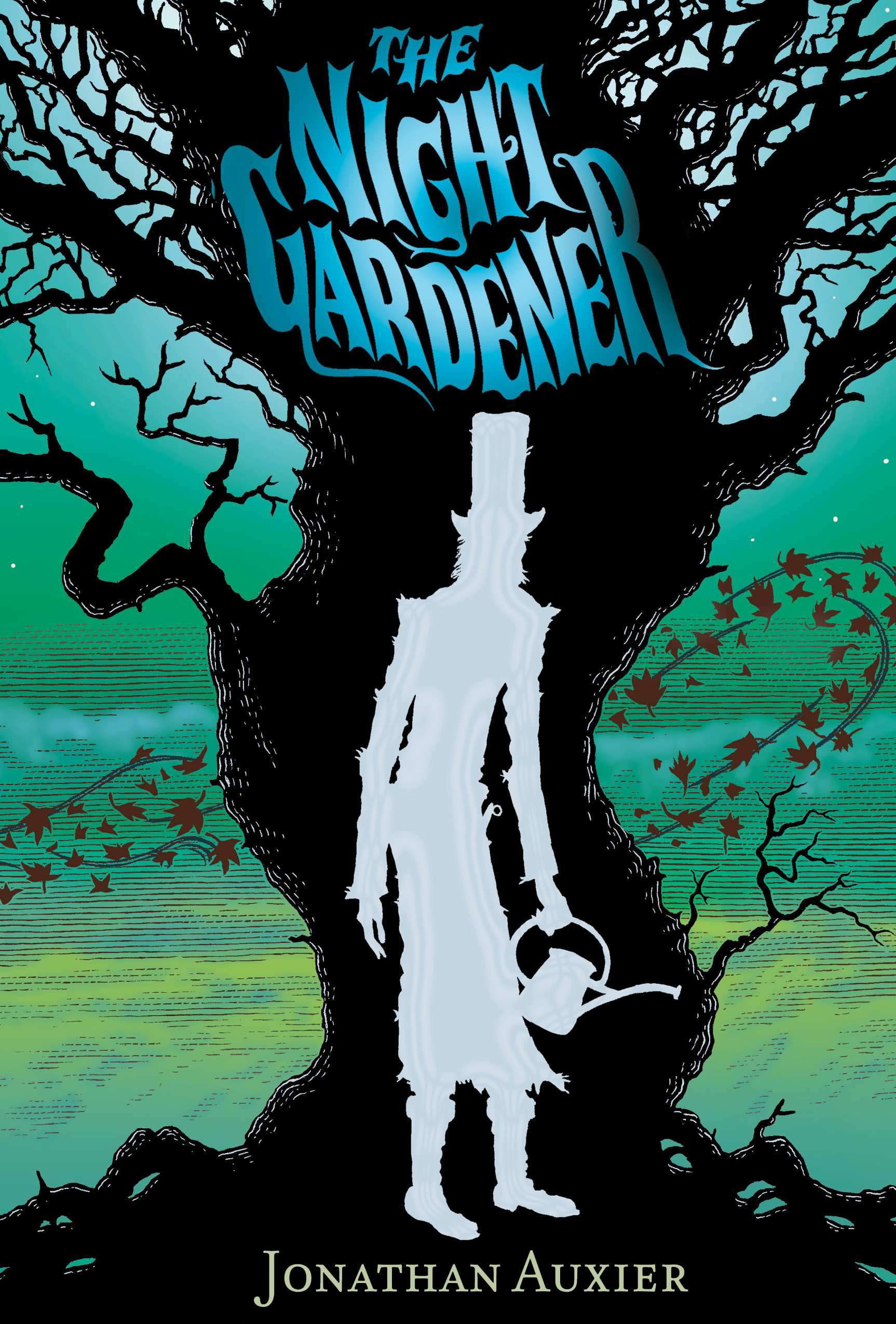 Night Book Cover Ideas : Night gardener four books that showed me the way by