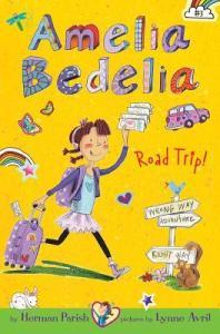 amelia bedelia road trip