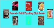 middle school parent child book club