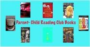 middle school parent child book club