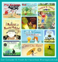 nerdybookclub book collage
