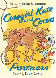 Cowgirl Kate and Cocoa Partners book cover