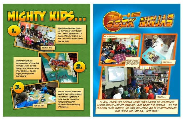 mighty kids book ninjas