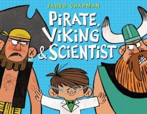 pirate viking and scientist