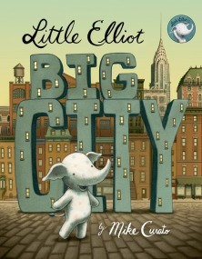 Little Elliot Big City cover