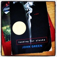 looking for alaska paperback