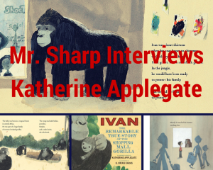 Check out Mr. Sharp's interview by clicking on the image above.