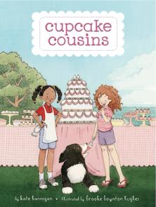 Cupcake Cousins Nerdy Book Club