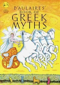 Daulaires' Book of Greek Myths
