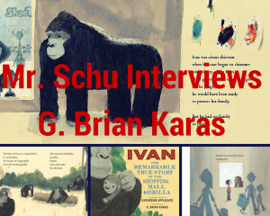 Check out Mr. Schu's interview by click on the image above.