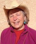 Nancy in cowboy hat