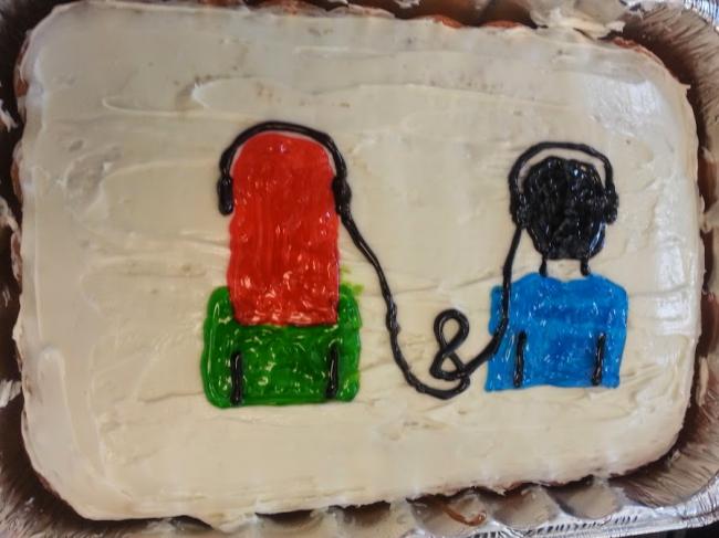 eleanor and park cake