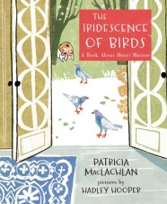 the iridescense of birds