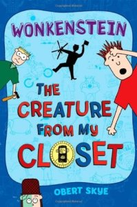 the creature from my closet