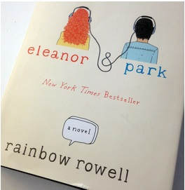 front cover eleanor and park