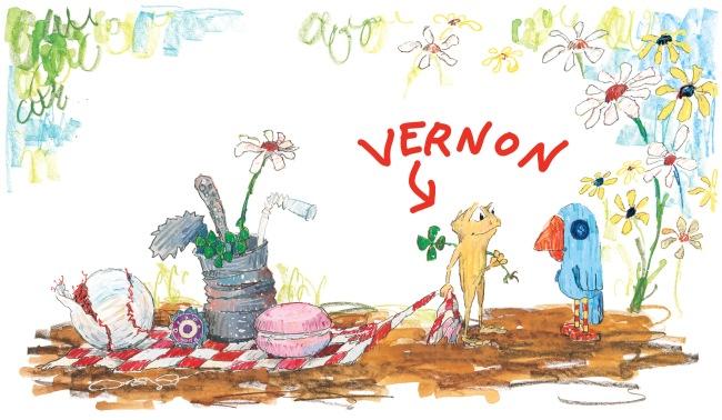 VernonToad