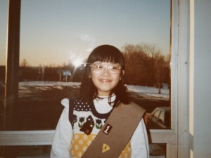 Portrait of the author as a young nerd