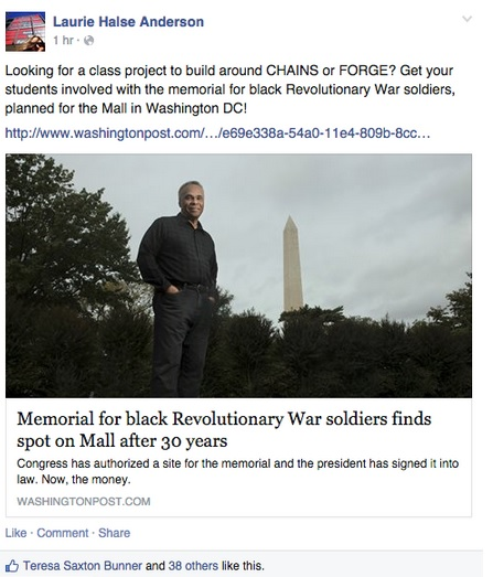 lha revolutionary war washington post