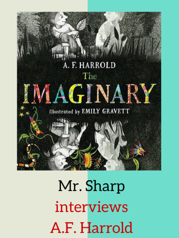 Click on the image to visit Mr. Sharp's blog.