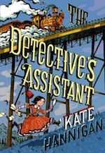 The Detective's Assistant tagline cover