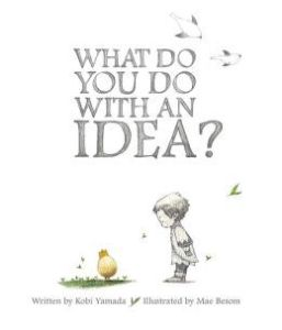 what do you do with an idea cover
