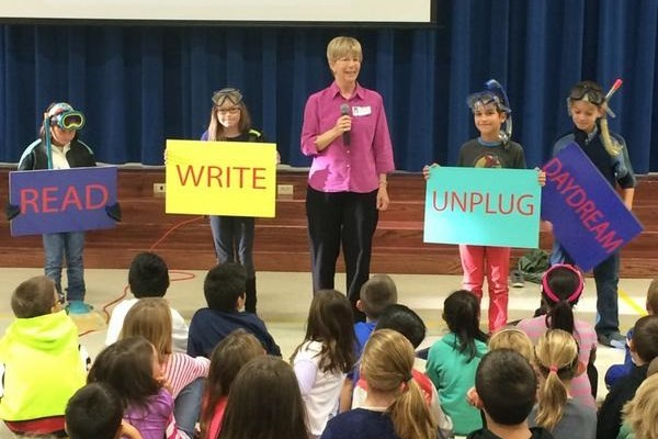 polly holyoke read write unplug
