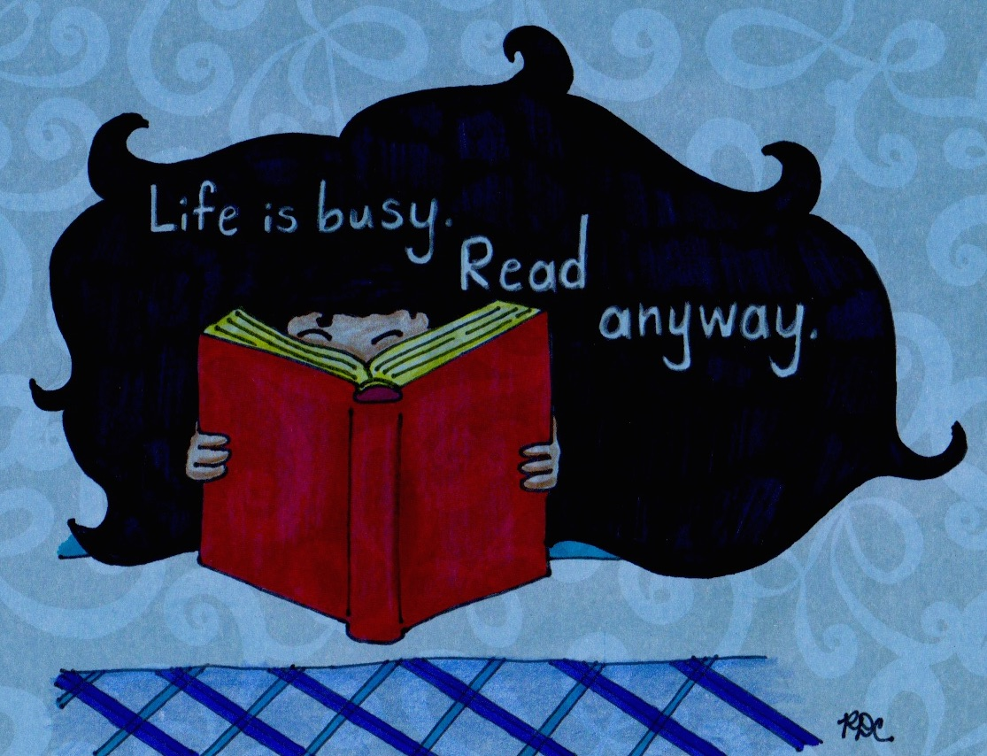 How to Make Time for Reading to Children