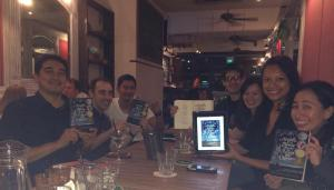 Saturday Night Out for Book Geeks, Singapore