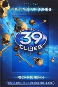 The Maze of Bones (39 Clues)