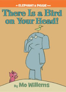 9-There is a Bird on Your Head