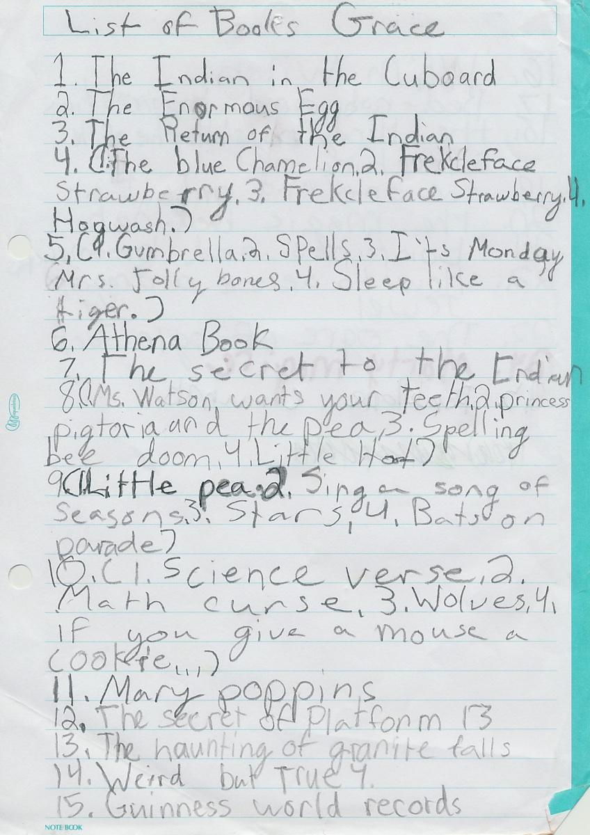 keeping track by elizabeth dillow nerdy book club