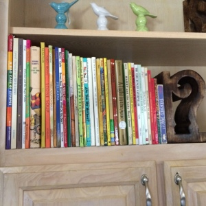 First Bookshelf