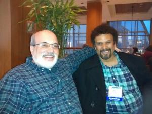 Neal Shusterman and me