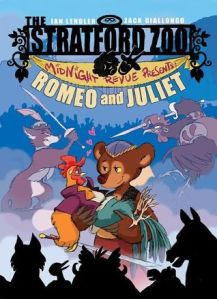 stratford zoo revue romeo and juliet