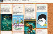 Click on the image to get to the Padlet to see what all of Katherine's students shared!