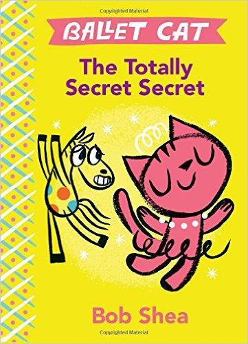 ballet cat totally secret secret
