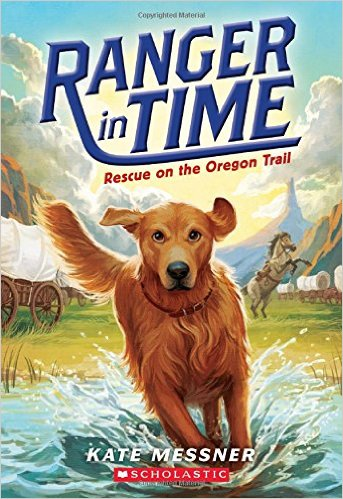 ranger in time rescue on the oregon trail