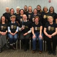 2015 John Newbery Committee (Photo credit: Corey Capps)